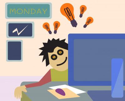 blog que día publicar
