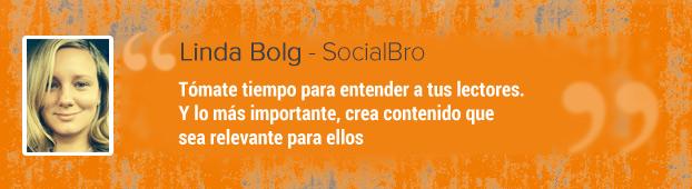 LindaBolg consejos blog