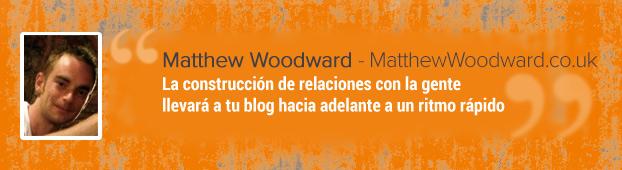 MatthewWoodward consejos blog